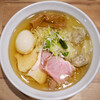 麺屋 彩音 - 料理写真:特製塩