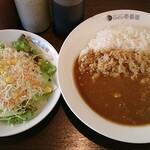 CoCo壱番屋 - ヤサイサラダ、ポークカレー