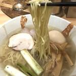 路地製麺 - 路地塩ラーメン