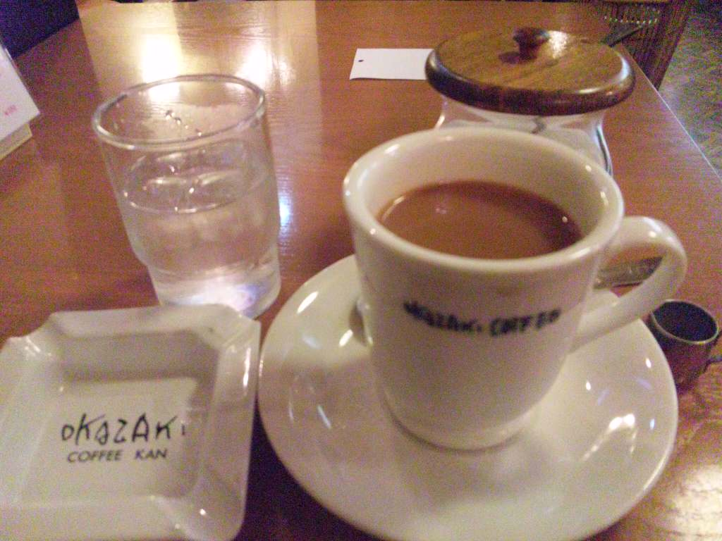 オカザキコーヒー