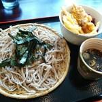 誠や9号店 - もり蕎麦とミニ天丼