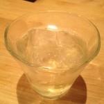 る主水 - 20120709りんご酒