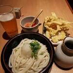 Niwakayachousuke - おろしぶっかけ&ゴボウ天
