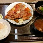 138662463 - カブト煮 金目鯛 ¥1,000