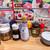 沼津濃厚 タンメン 八萬 - 料理写真:卓上の調味料 (小皿は上向きで出したまま)