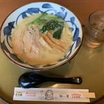 さんぽう亭 - 料理写真:鶏白湯 塩らーめん ¥730.-+税