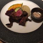 クッチーナ オット - コース メイン肉料理