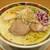 麺屋 すずき - 料理写真:鶏白湯らーめん 880円 + 麺 大盛り100円 = 980円(税込)。     2020.10.12