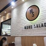 モア サラダ - モア サラダ 東武池袋店
