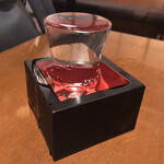 酒の魚 和海 - 先輩の日本酒