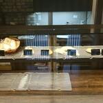 小春日和 - 料理写真:バンコーナー 12:00でこの状況(T_T)