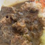 kare-raisudhiran - 酸味が特徴的なポーク