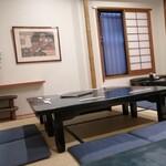 138676780 - 和室はこんな感じ。座敷用のミニ椅子あり
