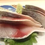 138680620 - 福井県産鯖~脂乗り上々。