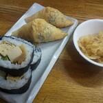 萬福亭 - 料理写真:助六とかんぴょう