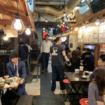 恵比寿横丁 肉寿司 -