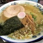 中華麺房 東龍 - 料理写真:塩らーめん