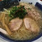 鶏口 - 料理写真:塩鶏そば
