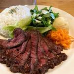 レストラン ビーエスビー - 料理写真:ローストビーフ