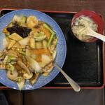 豊味亭 - 料理写真:
