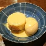 ラーメン屋太箪 - 料理写真:おでん(大根&玉子)