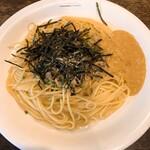 マイヨール - アサリと納豆(ジンジャーソース)