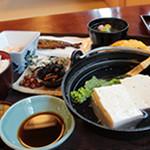 13869686 - 湯豆腐定食