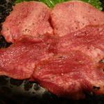焼肉の牛太 本陣 - 特選タン塩