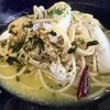 PIENO - 料理写真:肉厚なアオリイカのパスタ【秋限定】