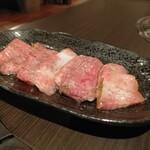 焼肉 サラン - 和牛カルビ(980円)