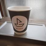 風とコーヒー - ドリンク写真: