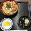 観光会館 安富屋 レストラン - 料理写真:カツ丼 ¥850