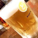 どいちゃん - ビール