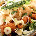 どいちゃん - 鶏の天ぷらおろしポン酢