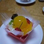 パテイスリー・オートン・ドウース - オレンジのデザート