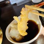 天ぷら 大吉 - 海老♡ 天ぷらといえば… やはり海老だよね