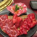 新東京焼肉 遊心 - ランチの肉