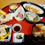 和食処 きくすい - 秋の旬彩ごほうび膳