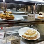 コトコトサリョウ - ケーキもいろいろ