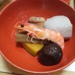 栄寿司 - 炊き合わせ