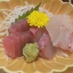 栄寿司 - 刺身