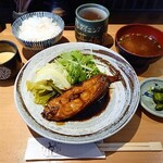 寿司ダイニング甚伍朗 - 金目鯛の煮付け