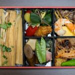 Haramasa - 2020.10 穴子寿司のお弁当(2,000円)