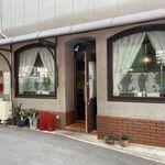 とまと - お店は金田の県道270号線沿いにあります。