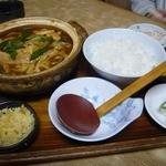 13873914 - 味噌煮込み定食