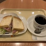 ドトールコーヒーショップ - 料理写真: