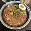 和牛タイ料理 キンファー - 料理写真:ランチメニュー「炙り和牛のトムヤムラーメン」(880円)