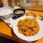 高田屋食堂 - 料理写真:酢鶏定食
