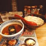 三田製麺所 - つけ麺(中盛)