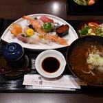 鮨隆 - 上寿司セット